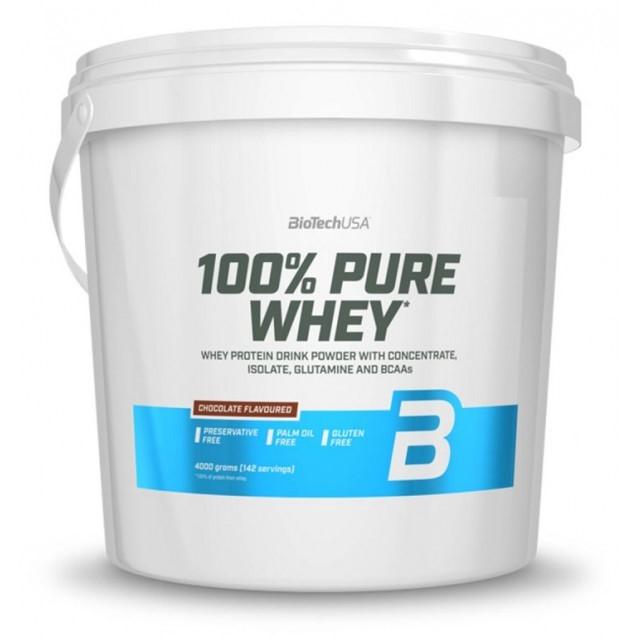 BioTech 100% Pure Whey 4000 гр