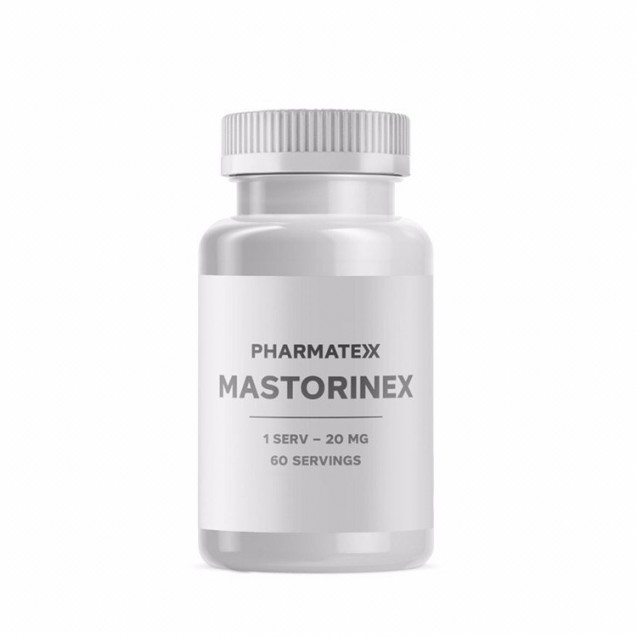 Pharmatex Mastorinex 60 капсул