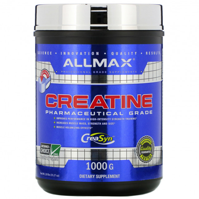 AllMax Nutrition Creatine 1000 гр