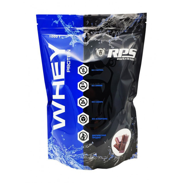 RPS Nutrition Whey Protein 1000 гр
