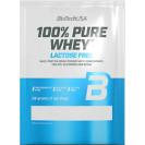 BioTech 100% Pure Whey Lactose Free 28 гр