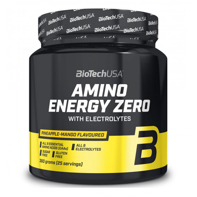 BioTech Amino Energy Zero With Electrolytes 360 гр