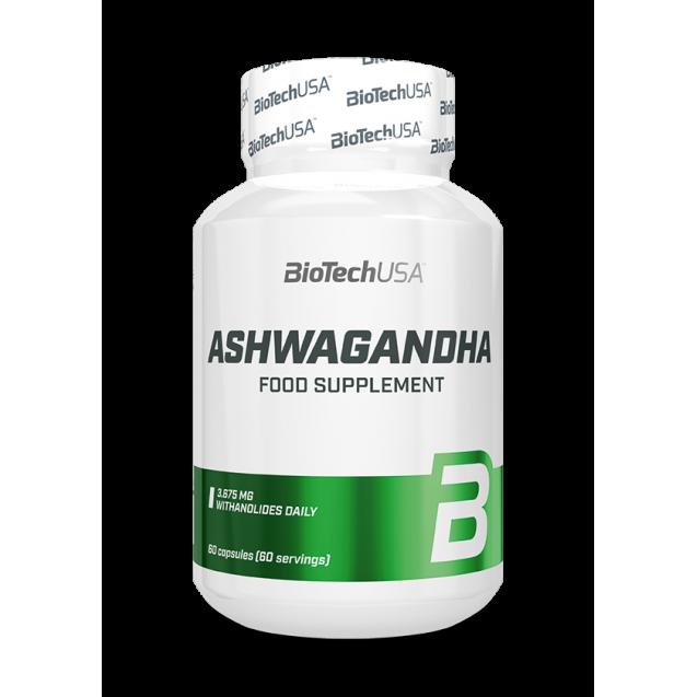 BioTech Ashwagandha 60 капсул