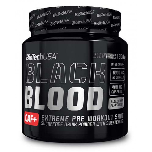 BioTech Black Blood CAF+ 300 гр