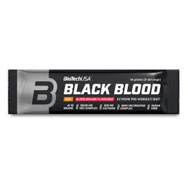 BioTech Black Blood NOX+ 9,5 гр