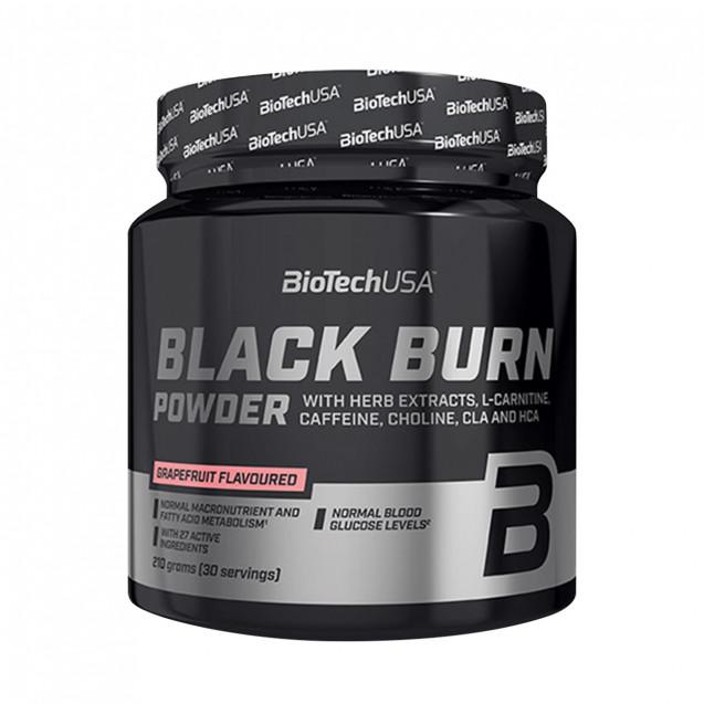 BioTech Black Burn 210 гр
