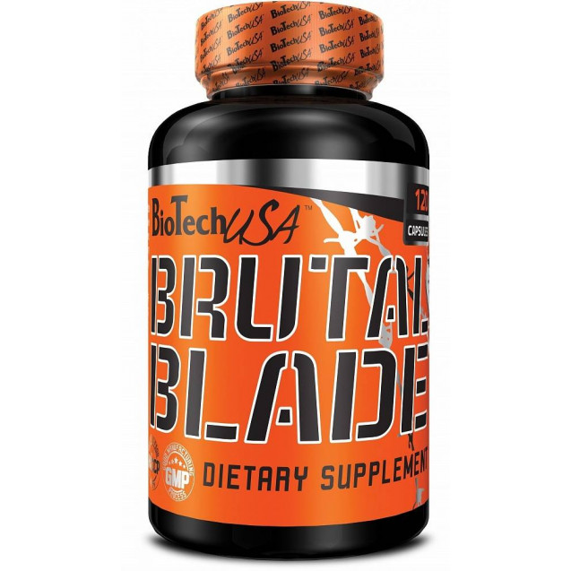 BioTech Brutal Blade 120 капсул