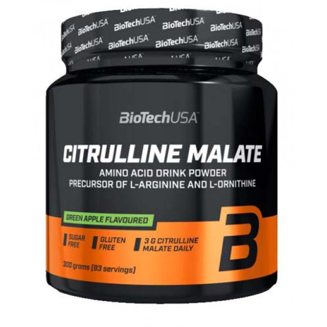 BioTech Citrulline Malate 300 гр