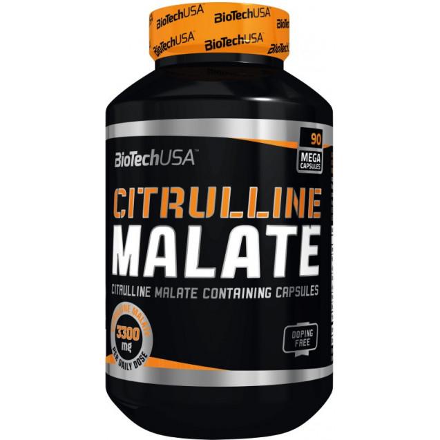 BioTech Citrulline Malate 90 капсул