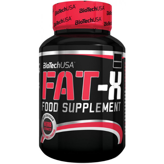 BioTech FAT-X 60 таблеток