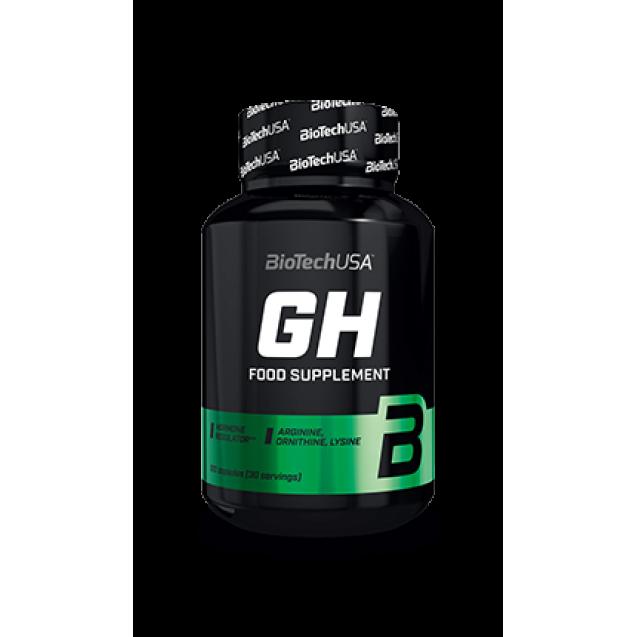 BioTech GH Hormone Regulator 120 капсул