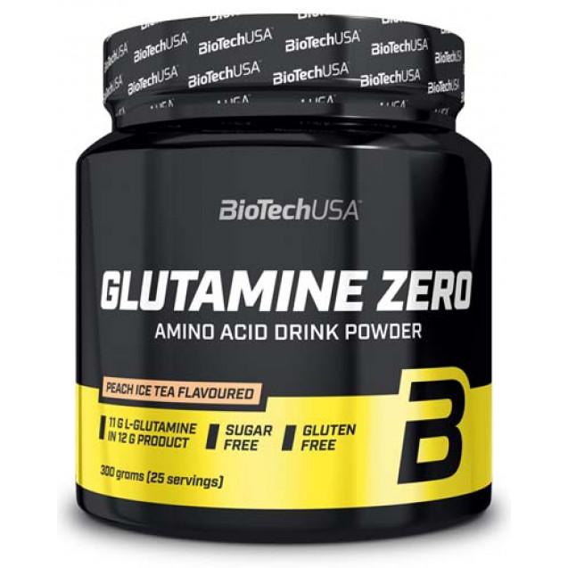 BioTech Glutamine ZERO 300 гр