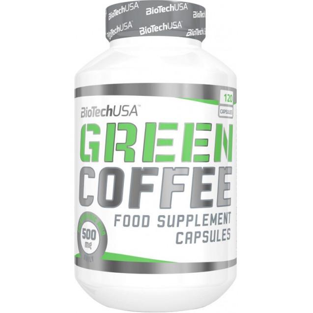 BioTech Green Coffee 120 капсул