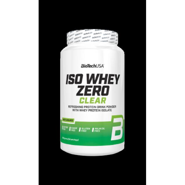 BioTech Iso Whey Zero Clear 1362 гр