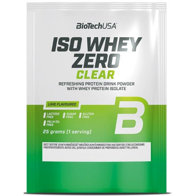 BioTech Iso Whey Zero Clear 25 гр