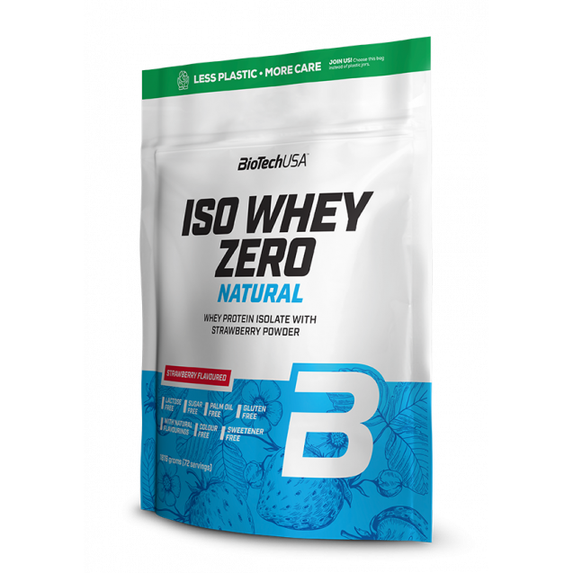 BioTech Iso Whey Zero Natural 1816 гр