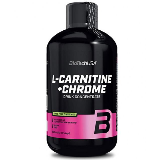 BioTech L-Carnitine + Chrome 500 мл