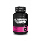 BioTech L-Carnitine + Chrome 60 капсул