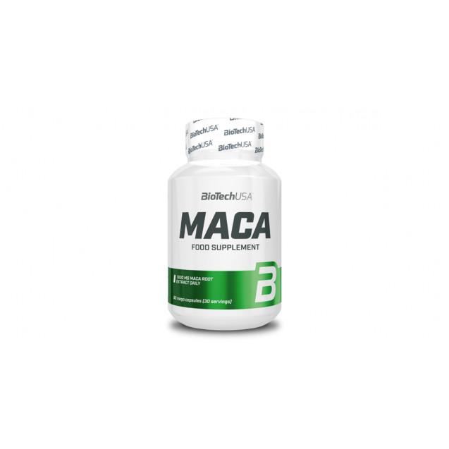 BioTech Maca 60 таблеток