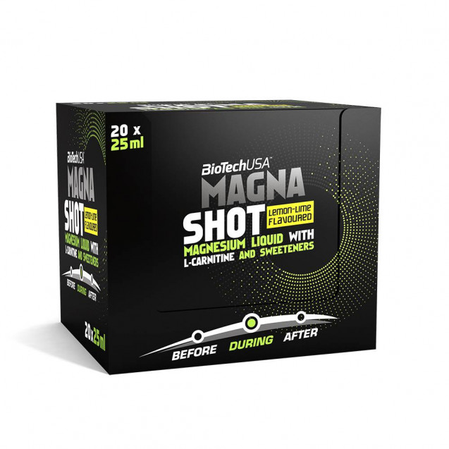 BioTech Magna shot 20x25 мл