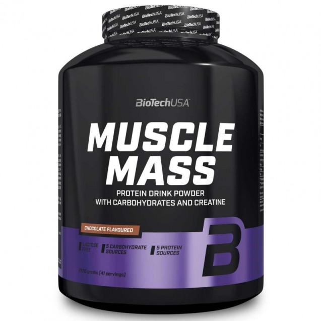 BioTech Muscle Mass 2270 гр