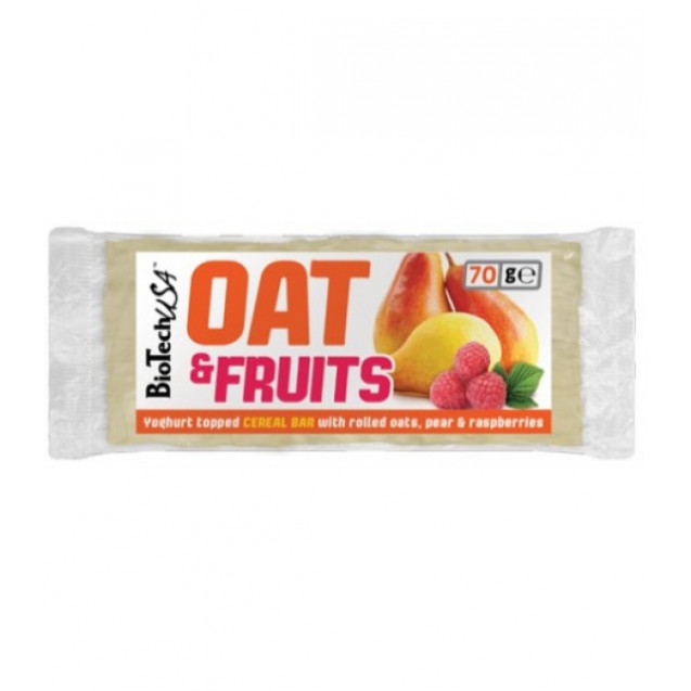 BioTech Oat and Fruits 70 гр