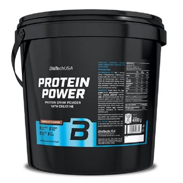 BioTech Protein Power 4000 гр