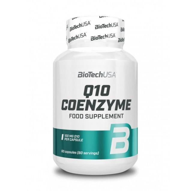 BioTech Q10 Coenzyme 60 капсул