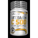 BioTech Vitamin C 500 Chewable 120 таблеток