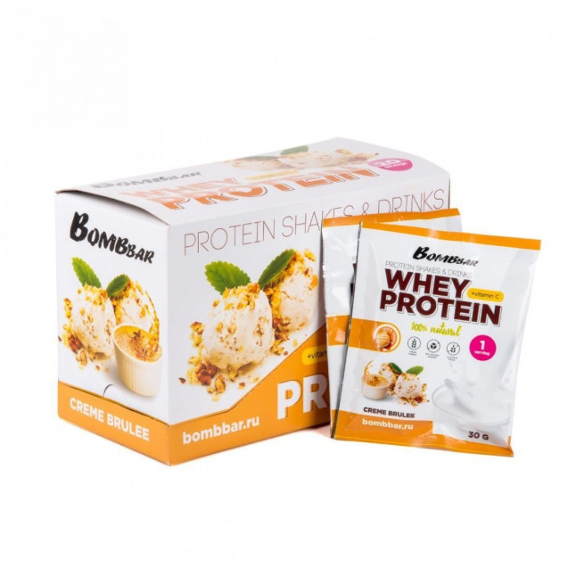 Bombbar Порционный протеин 30 гр