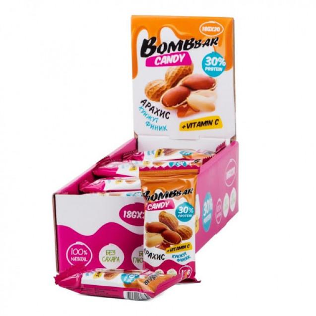 Bombbar Протеиновые конфеты 18 гр