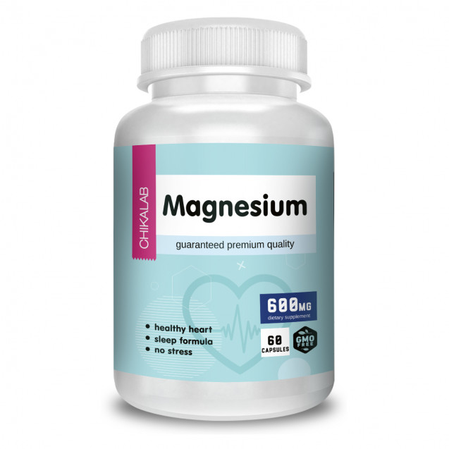 Bombbar Magnesium 60 капсул