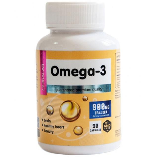 Bombbar Omega 3 90 капсул