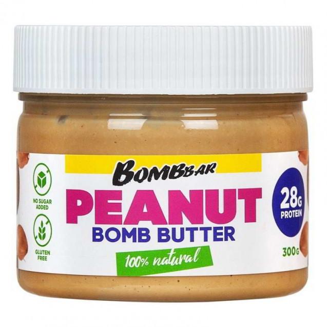 Bombbar Peanut Bombbutter 300 гр
