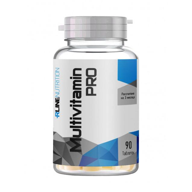Rline Multivitamin Pro 90 таблеток