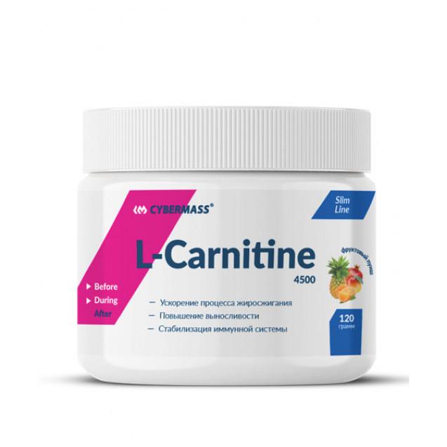 Cybermass L-Carnitine Powder 120 гр