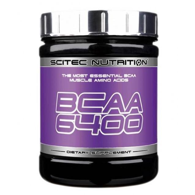Scitec Nutrition BCAA 6400 125 таблеток