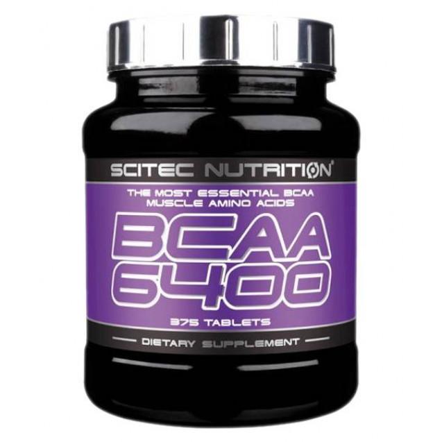 Scitec Nutrition BCAA 6400 375 таблеток
