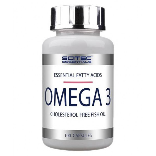 Scitec Nutrition Omega 3 100 капсул