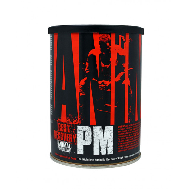Animal PM Universal Nutrition 30 pac
