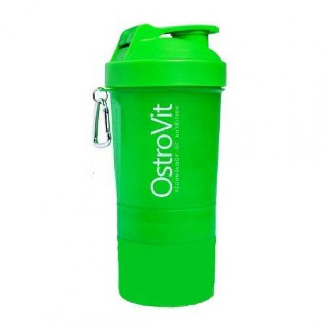 Shaker GREEN, Ostrovit, 400 ml