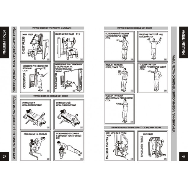 Атлетический дневник тренировок