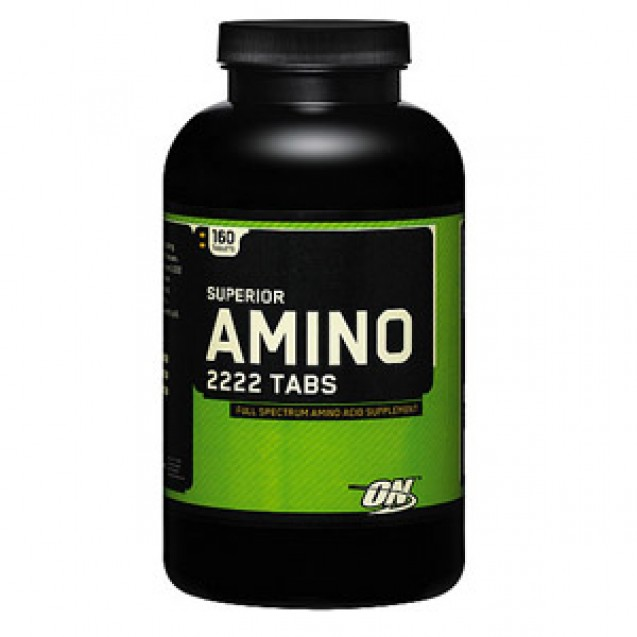 Optimum Nutrition Amino 2222 Caps 300 капсул