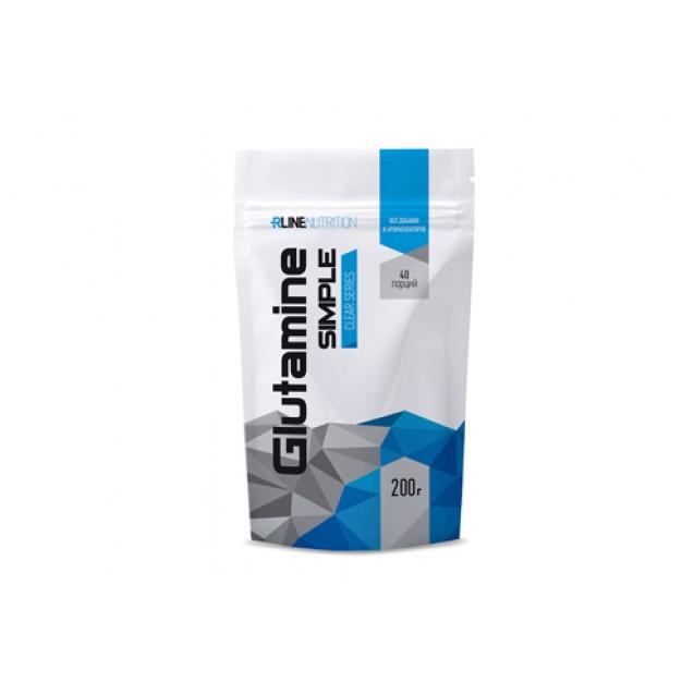 R-line Glutamine Simple 200 гр