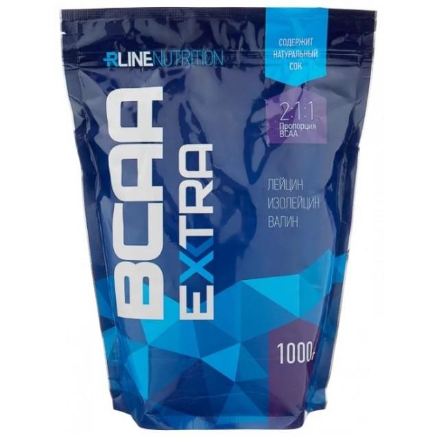 BCAA 2:1:1 EXTRA Rline пакет 1000 гр