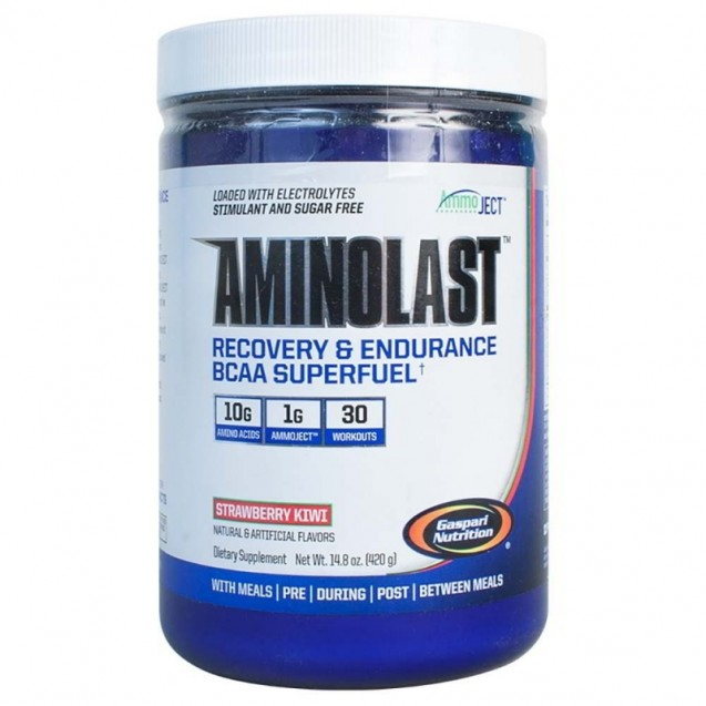 Gaspari Nutrition Aminolast 420 гр