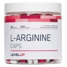 Level Up L-Arginine 240 капсул
