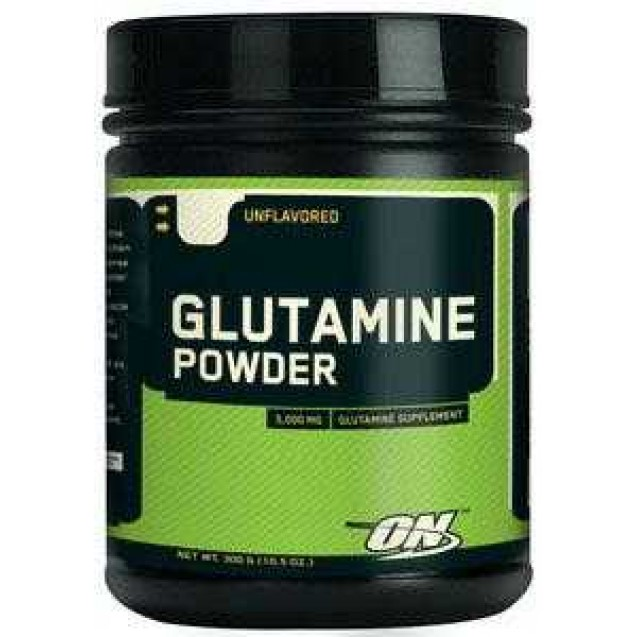 Optimum Nutrition Glutamine Powder 300 гр