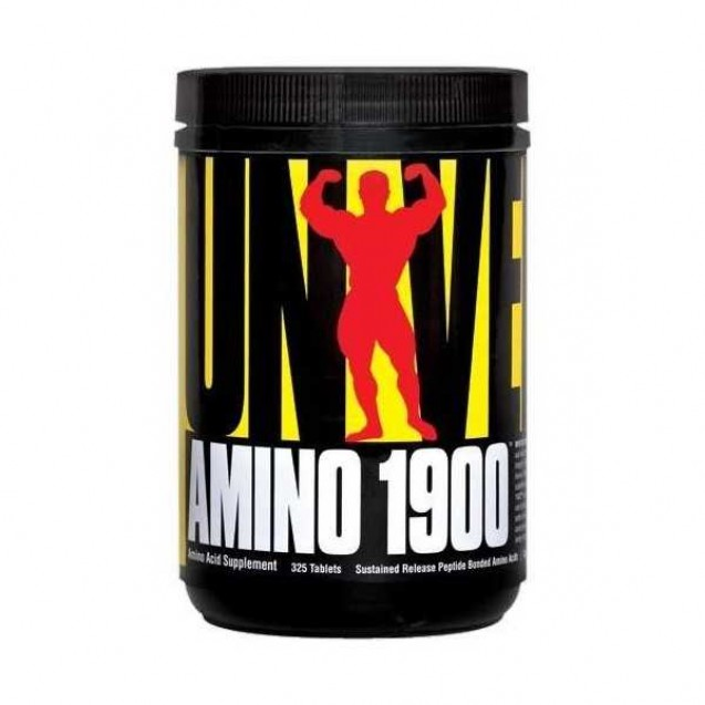 Amino 1900, аминокислоты, производитель, Universal упаковка 300 таблеток