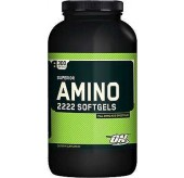 Optimum Nutrition Amino 2222 SoftGels 150 капсул